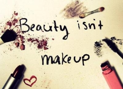 you are beautiful without makeup quotes  www